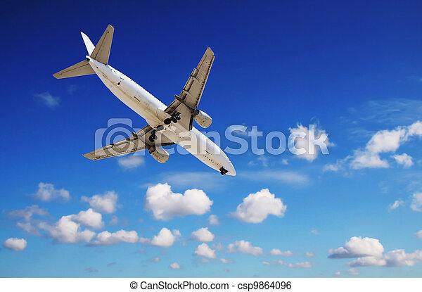 Aircraft - csp9864096