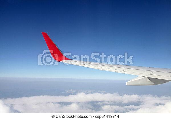 Aircraft wing tip - csp51419714