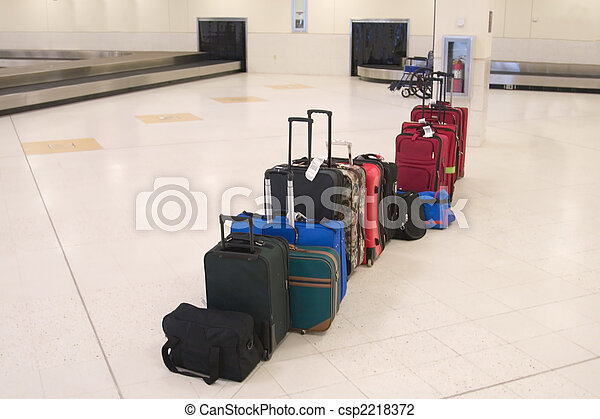 Airline Baggage - csp2218372
