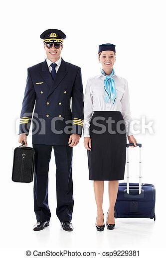 Airlines - csp9229381
