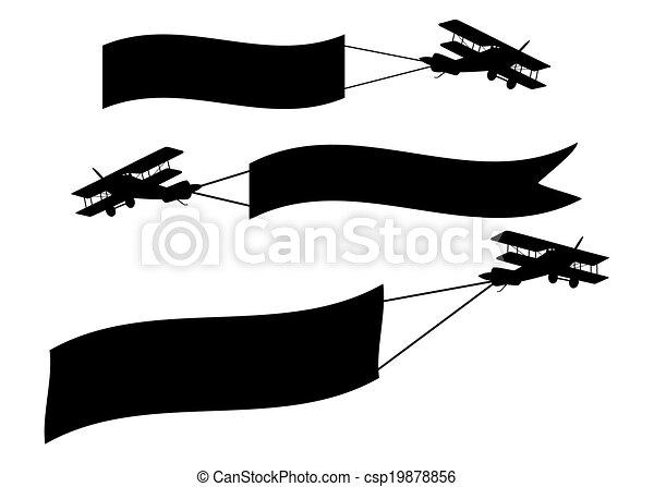 Airplane - csp19878856