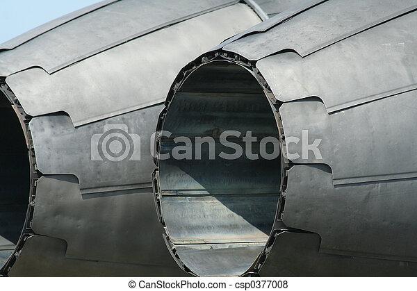 airplane engine - csp0377008