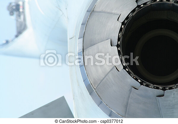 airplane engine - csp0377012