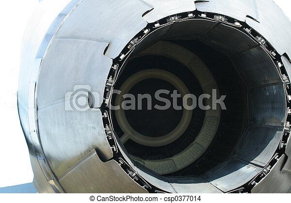 airplane engine - csp0377014