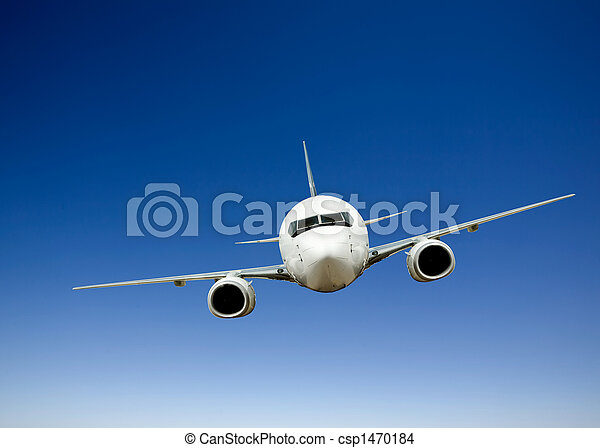 Airplane Flight - csp1470184