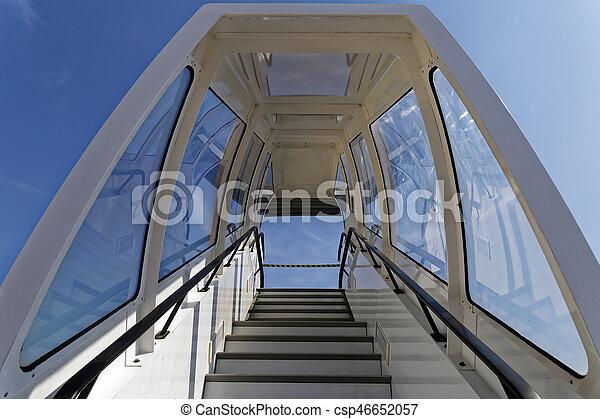 Airplane Stairs   Csp46652057