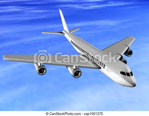 Airplane - csp1001375