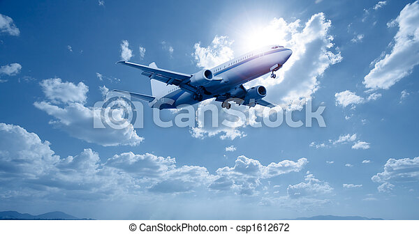 airplane - csp1612672