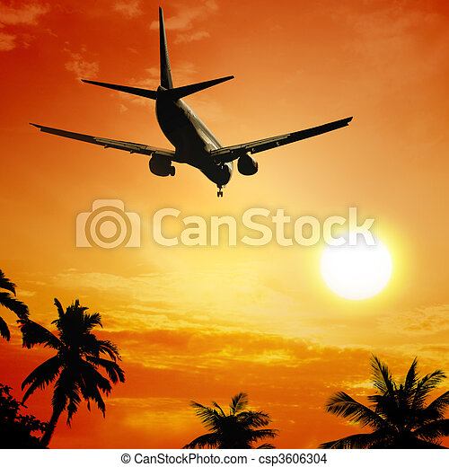 Airplane  - csp3606304