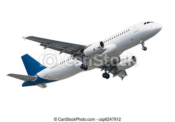 airplane - csp6247912