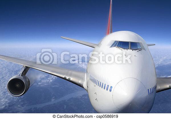 Airplane - csp0586919
