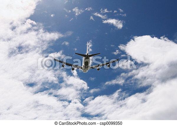 Airplane - csp0099350