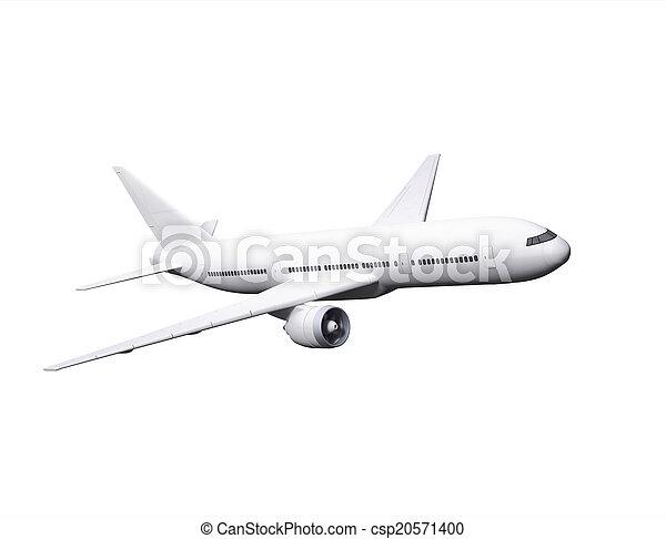 airplane - csp20571400