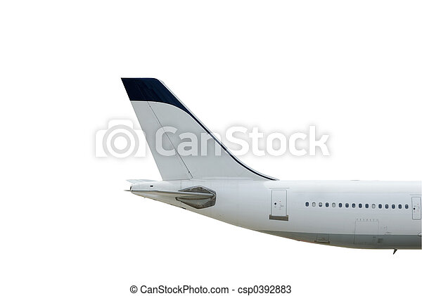 Airplane - csp0392883