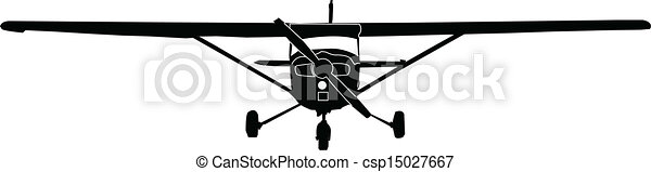 airplane - vector - csp15027667
