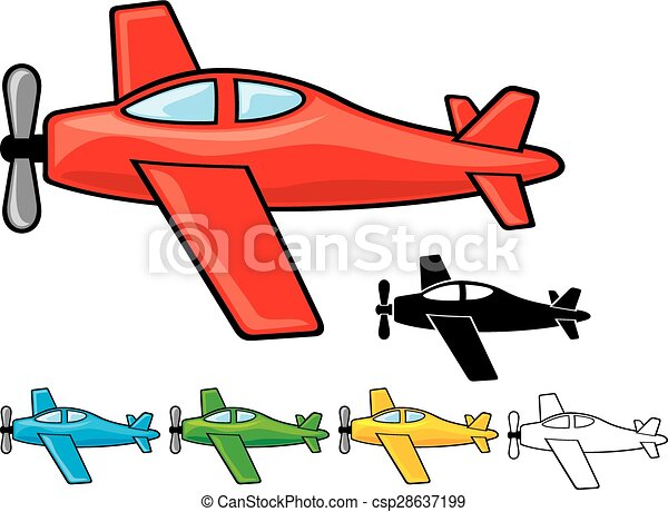 airplanes collection - csp28637199