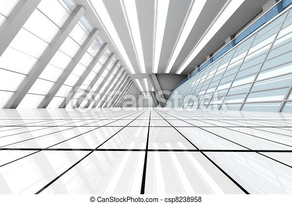 Airport Architecture - csp8238958