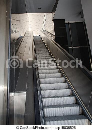 Airport Escalators   Csp15036526