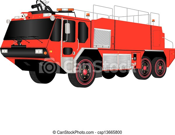 airport fire truck illustrations and clipart 33 airport fire truck