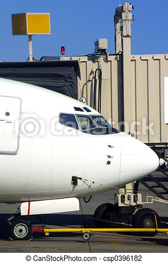 Airport Gate - csp0396182