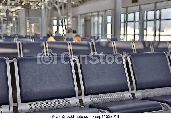Airport lounge - csp11532014