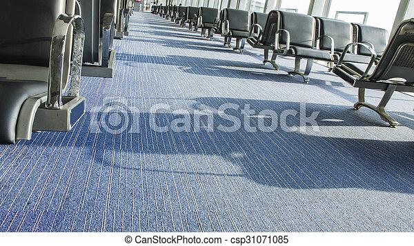 Airport lounge - csp31071085