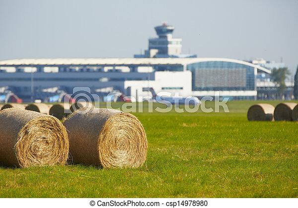 Airport - csp14978980
