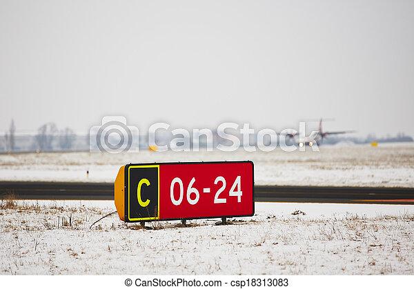 Airport - csp18313083