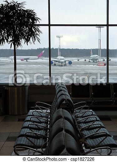 airport - csp1827226