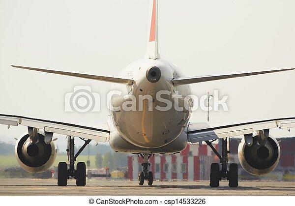 Airport - csp14533226