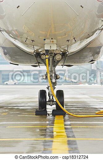 Airport - csp18312724