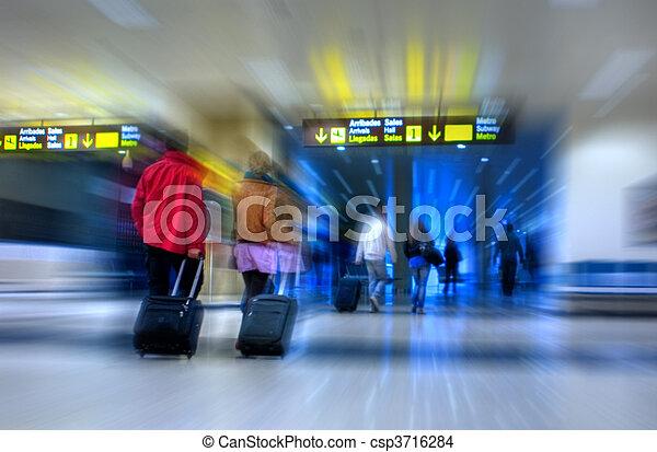 Airport - csp3716284