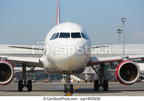 Airport - csp14533239