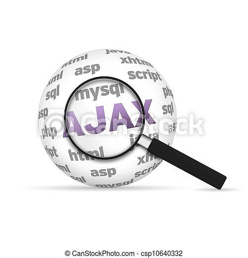 Ajax - csp10640332