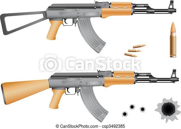 Ak-47 - csp3492385