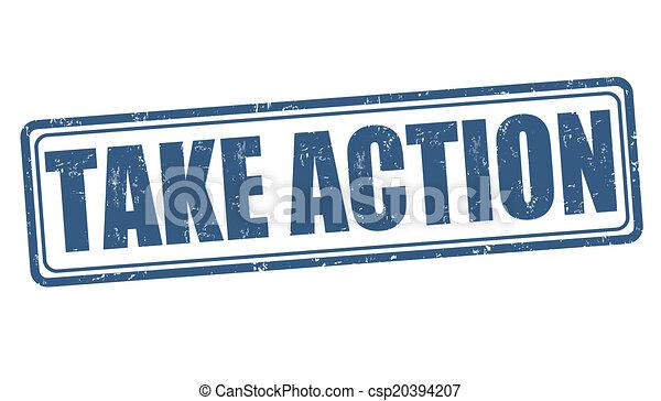 akció, bélyeg, fog - csp20394207