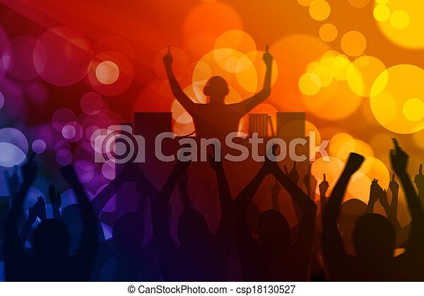 aktiv, party - csp18130527