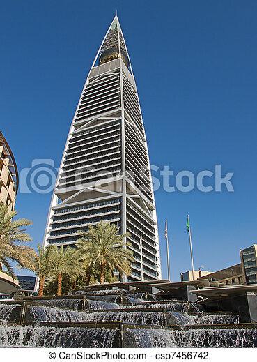 Al Faisaliah tower - csp7456742