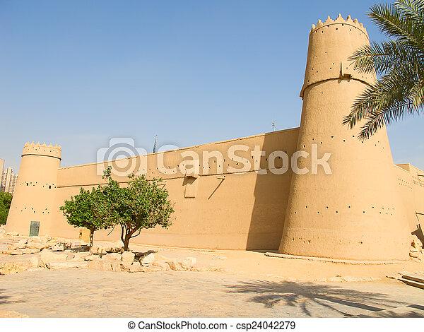 Al Masmak fort - csp24042279