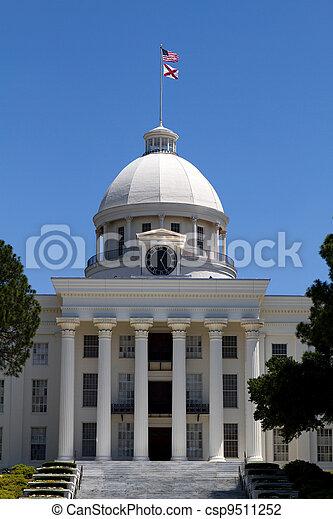 Alabama State Capital - csp9511252