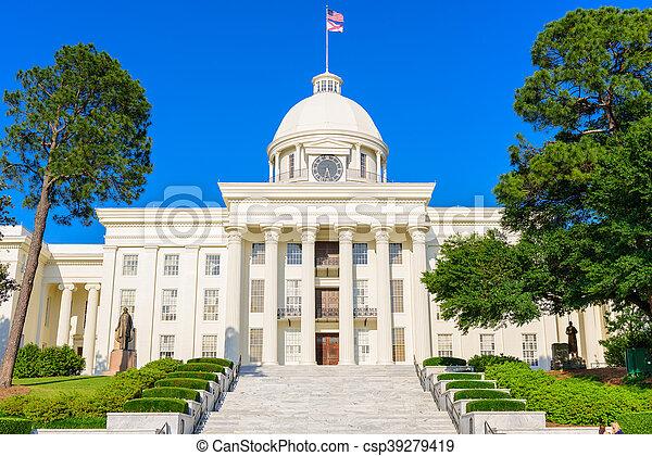 Alabama State Capitol - csp39279419
