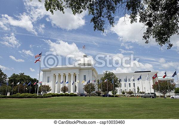 Alabama State Capitol - csp10033460
