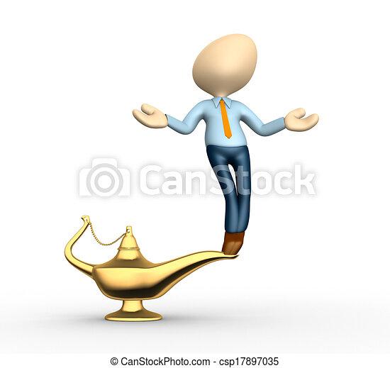 Aladdinu0027s Lamp   Csp17897035