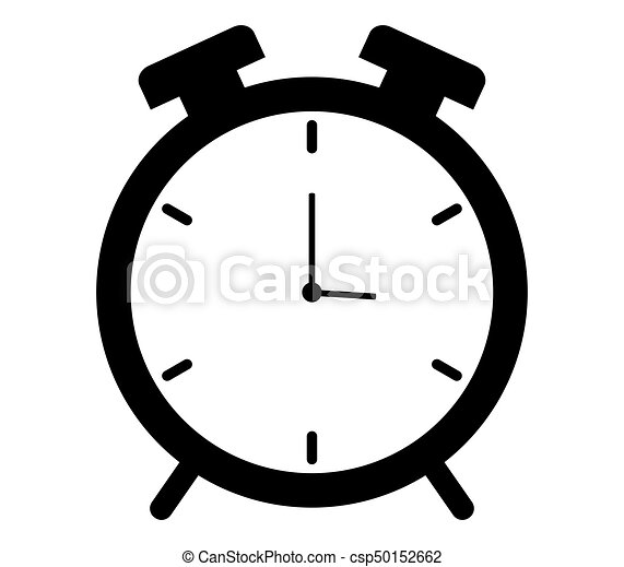 alarm clock clip art vector search drawings and graphics images rh canstockphoto com alarm clock vector free download alarm clock vector freepik