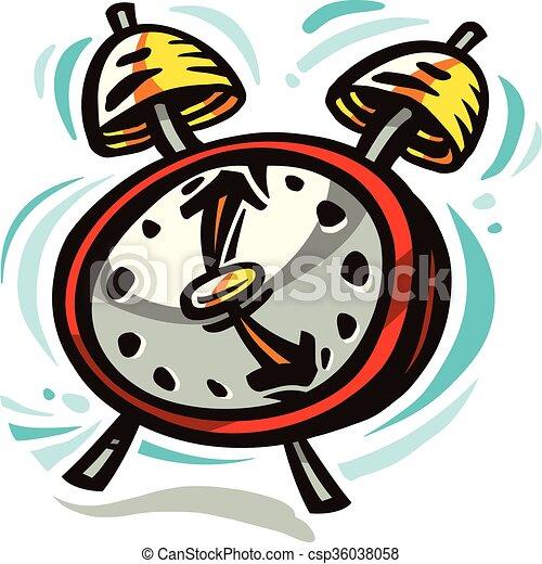 Alarm Clock - csp36038058
