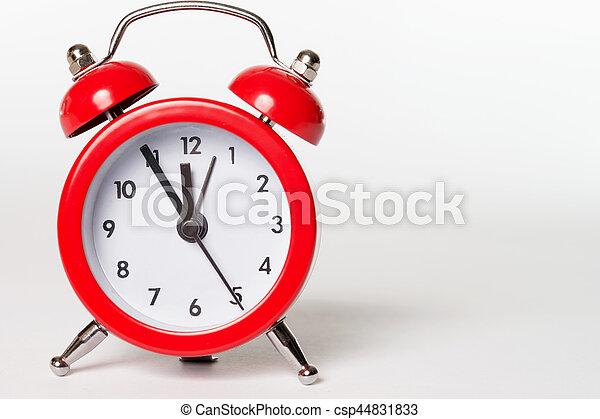 Alarm clock - csp44831833