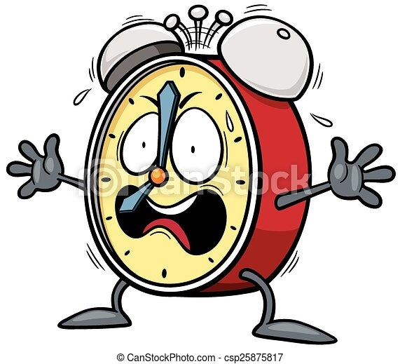 Alarm clock - csp25875817