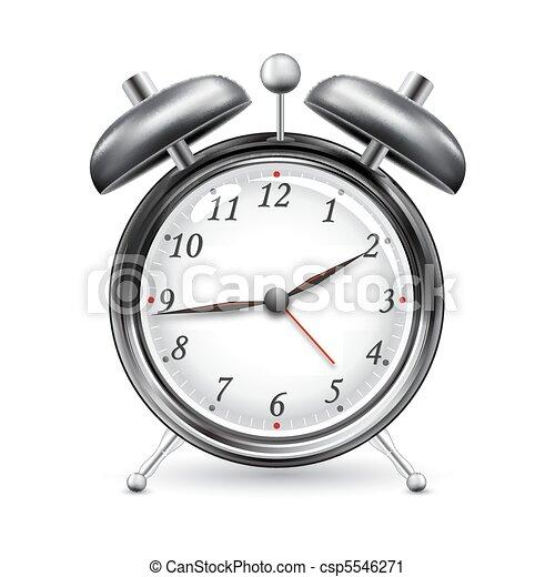 Alarm Clock - csp5546271