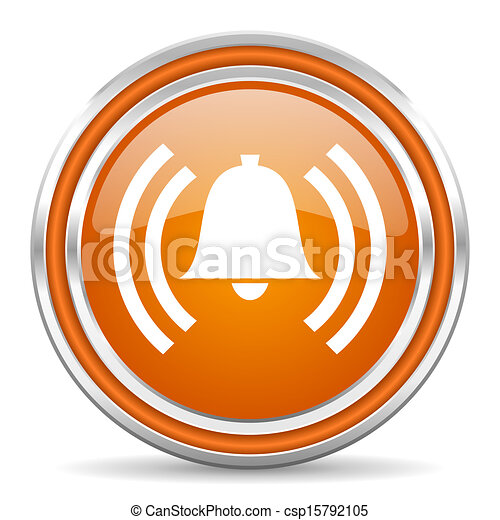 alarm icon - csp15792105
