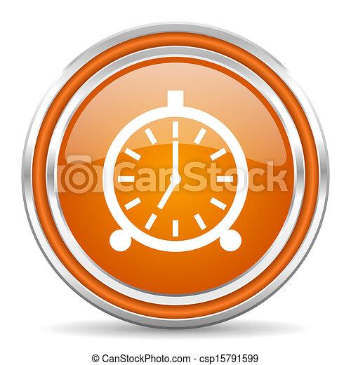 alarm icon - csp15791599